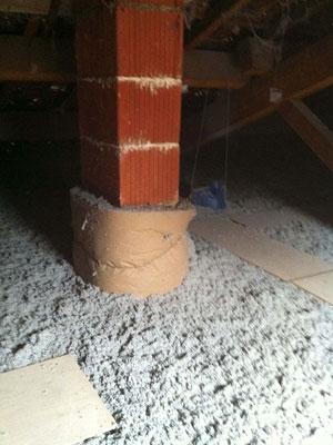Protection des conduits de cheminées