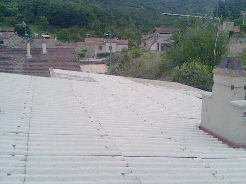 produit de traitement des tuiles nettoyage de tuiles sur un toit avec le net faades with. Black Bedroom Furniture Sets. Home Design Ideas